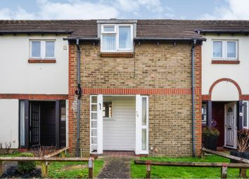 Thumbnail 2 bed terraced house for sale in Caernarvon Road, Chichester