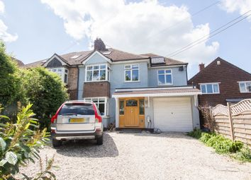 Thumbnail 5 bedroom semi-detached house for sale in Pleasant Valley, Saffron Walden