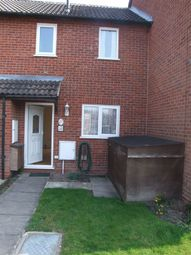 Thumbnail 1 bedroom terraced house to rent in Mayfield Close, Catshill, Bromsgrove