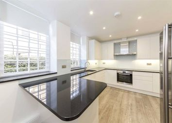 Thumbnail 3 bed flat to rent in Garden Court, St Johns Wood, London