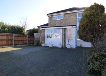 Thumbnail 3 bed detached house for sale in Sidlesham Close, Hayling Island