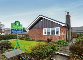 Thumbnail 2 bed bungalow for sale in Grindsbrook Road, Radcliffe, Manchester