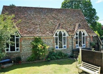 Thumbnail 3 bed property for sale in Ramsbury, Marlborough