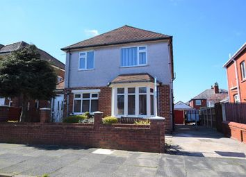 Thumbnail 4 bed detached house for sale in Cleator Avenue, Blackpool