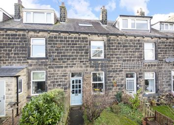 Thumbnail 2 bed terraced house for sale in North Parade, Ilkley