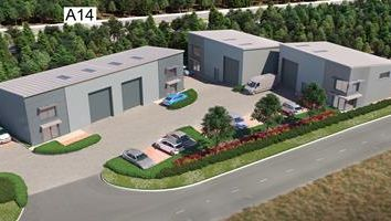 Thumbnail Light industrial for sale in New Units At Willow Court, Willow Road, Lakes Business Park, St Ives, Huntingdon, Cambridgeshire