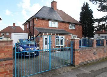 Thumbnail 3 bed semi-detached house for sale in Tunstall Crescent, Aspley, Nottingham
