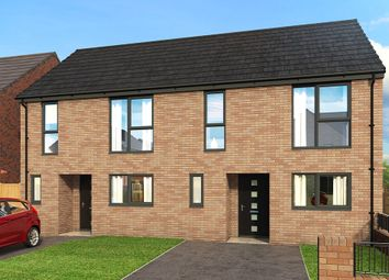 "Thumbnail 2 bed property for sale in ""The Leif"" at Campsall Road, Askern, Doncaster"