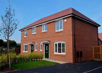 Thumbnail 3 bedroom semi-detached house to rent in Hamilton Square, Flapper Fold Lane, Atherton