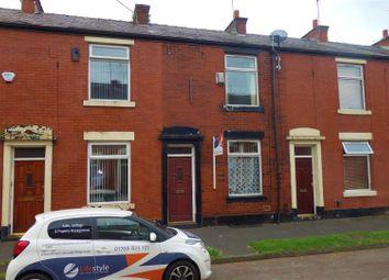 Thumbnail 2 bed terraced house for sale in Kellett Street, Rochdale