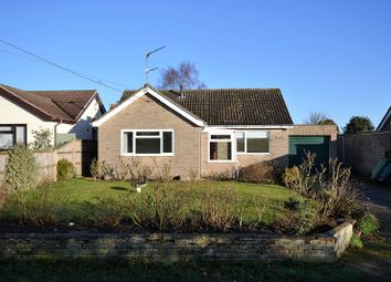 Thumbnail 2 bedroom detached bungalow for sale in Thursford Road, Great Snoring, Fakenham, Norfolk.