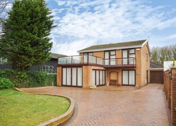 Thumbnail 5 bed detached house for sale in South Road, Sully, Penarth