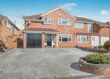Thumbnail 4 bed semi-detached house for sale in Main Road, Hoo, Rochester