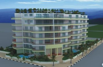 Thumbnail 1 bed apartment for sale in Hammamet Gardens, Hammamet, Sousse, Tunisia