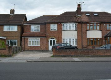 Thumbnail 5 bedroom semi-detached house for sale in Ethel Road, Evington, Leicester