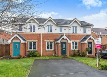 Thumbnail 2 bed terraced house for sale in Stonelea Court, Meanwood, Leeds