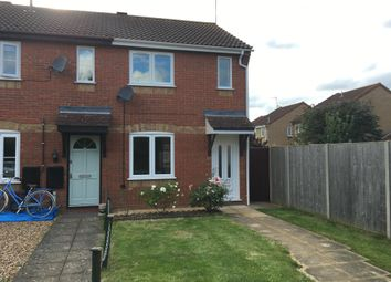 Thumbnail 2 bed property to rent in Stiffkey Close, Watlington, King's Lynn
