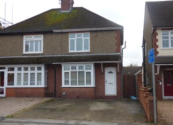 Thumbnail 2 bed semi-detached house to rent in Stanbridge Road, Leighton Buzzard