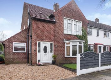 3 bed end terrace house for sale in Alderley Road, Sale M33