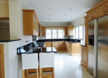 Thumbnail 5 bedroom end terrace house to rent in The Fairway, Palmers Green