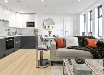 Thumbnail 1 bed flat for sale in Abbeville Place, Abbeville Road, Clapham, London