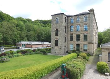Thumbnail 3 bed flat for sale in The Spinnings, Summerseat, Bury
