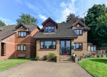 Thumbnail 5 bed detached house for sale in Springfield Woods, Johnstone
