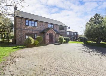 Thumbnail 4 bed detached house for sale in Moston Road, Ettiley Heath, Sandbach, Cheshire