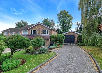Thumbnail 4 bed detached house for sale in Marwood Close, Kings Langley