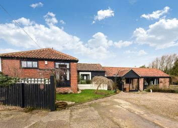 Thumbnail 4 bedroom barn conversion for sale in Pound Lane, Toft Monks