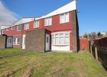 Thumbnail 2 bed terraced house for sale in Topcliffe Green, Gateshead