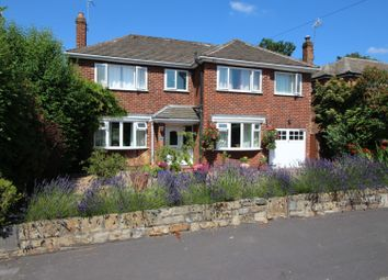 Thumbnail 4 bed detached house for sale in Carlton Avenue, Wilmslow