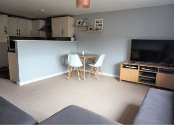 Thumbnail 2 bed flat for sale in Highwayman Court, Kingswood