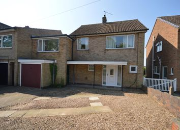 Thumbnail 4 bed detached house for sale in Narborough Road, Huncote, Leicester