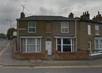 Thumbnail 1 bed property to rent in Victoria Road, Wisbech