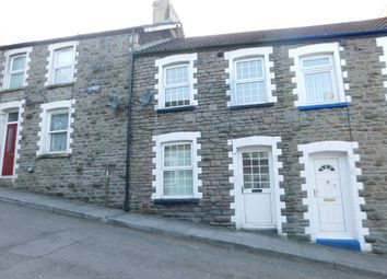 Thumbnail 2 bed terraced house to rent in Hill Street, Newbridge, Newport