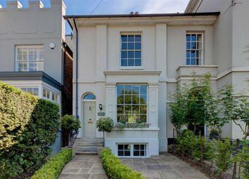 Thumbnail 4 bedroom end terrace house for sale in North Road, Hertford