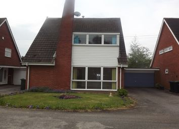Thumbnail 4 bed property to rent in Lake Side, Doveridge, Ashbourne