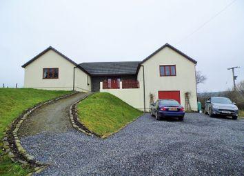 Thumbnail 5 bed detached house for sale in Felingwm, Carmarthen, Carmarthenshire