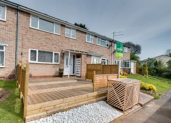 Thumbnail 3 bedroom terraced house for sale in Tredington Close, Woodrow, Redditch