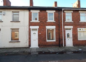Thumbnail 3 bed terraced house to rent in Madras Street, South Shields