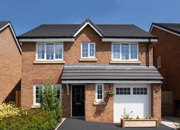 Thumbnail 4 bed detached house for sale in Linley Grange, Stricklands Lane, Lancashire