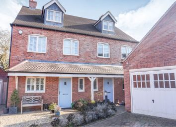 Thumbnail 4 bed semi-detached house for sale in Highgate Court, Pattingham