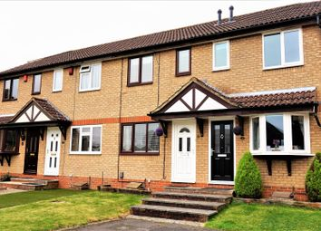 Thumbnail 2 bed terraced house for sale in Woodstock Close, Hedge End