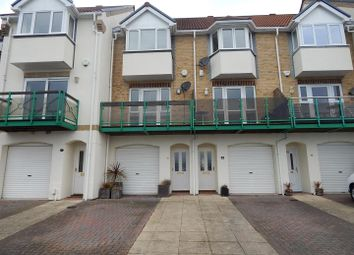 Thumbnail 3 bed town house to rent in Pacific Close, Ocean Village, Southampton