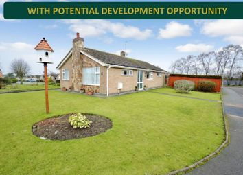 Thumbnail 3 bed bungalow for sale in Swale Close, Oadby, Leicester