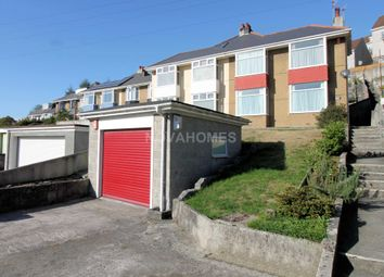 Thumbnail 3 bed semi-detached house for sale in Pike Road, Laira