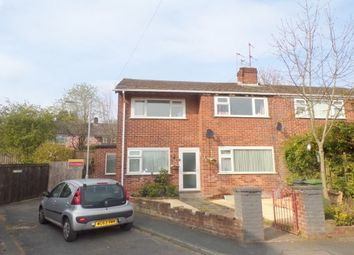 Thumbnail 2 bed flat to rent in Nursery Close, Prenton
