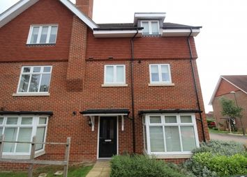 Thumbnail 1 bed flat for sale in Dawson Court, Elliston Way, Ashtead, Surrey