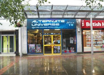 Thumbnail Retail premises to let in Vaughan Street, Llanelli, Carmarthenshire
